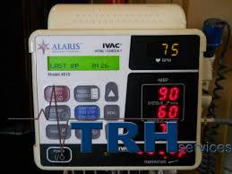 Patient Monitor - 4510A, NIBP/temp refurbished