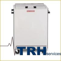 Hydrocollator - holds 12 thermal packs which are included. This unit is on wheels