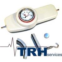 Dynamometer - Push-Pull Dynamometer - Dial 250 Lb Capacity