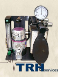 Anesthetic Gas Machines - 61110 Table Top