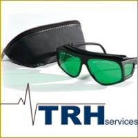 Laser Glasses - for physiotherapy use (820 Nm)