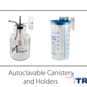 Suction Canister - Autoclavable Canister 1300CC (DISS Connector)