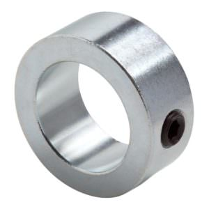 Bearings – Shaft Collar – 1/2″, Collars are made of zinc plated weldable mi