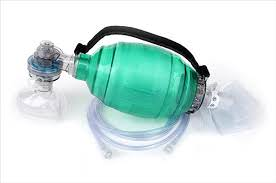 Resuscitators – Adult, 1st response manual resuscitation bag with variable