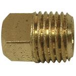 Dental Fitting – Plug – 3/8″ MIP; Square head