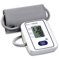 Blood Pressure – Automatic Omron 710CAN, ceritifed unit and approved for us