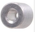 Weight Parts – 1/8 Round Alum Stop