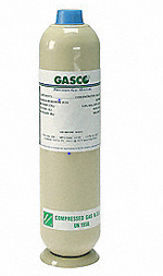 Agent Monitor Calibration Gas – 10% CO2 gas with accuracy ±2% (Cat  No. 622