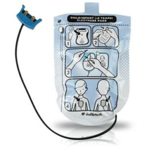 Defibrillator – AED – Pediatric Defibrillation Pads Package