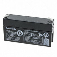 Battery – 06V 1.3AH (F1-09)