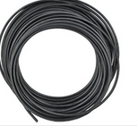 Hose – Nitrogen (black) 75psi, tubing only without connectors