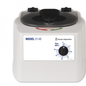 Centrifuge Parts – The Drucker Co. 614B 6 tube, spins at one speed 3380 RPM