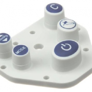 Patient Monitor Parts – Welch Allyn, Switch Array (Blue)